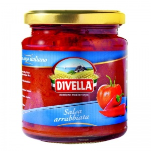 Sos do makaronu all'arrabbiata 340g Divella