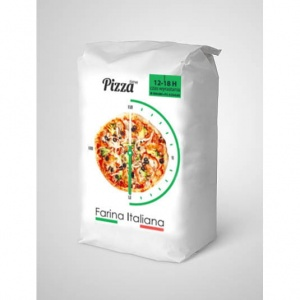Mąka do pizzy PIZZA TIME  25kg 12-18h