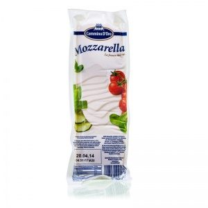 Mozzarella do pizzy blok CAMMINO D'ORO 1kg